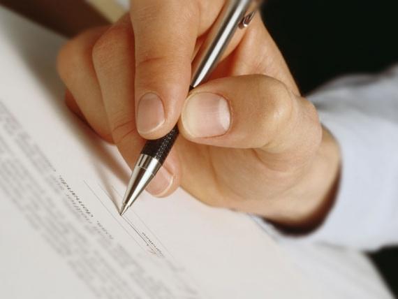 Записки: 10 правил коммерческих договоров