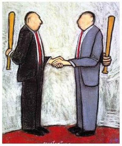 Записки: етыре неявных фактора успеха в переговорах