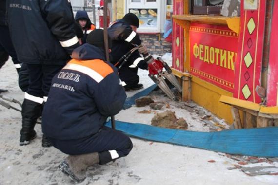Общие новости: В Ярославле признано незаконным повышение аренды на землю для ларьков