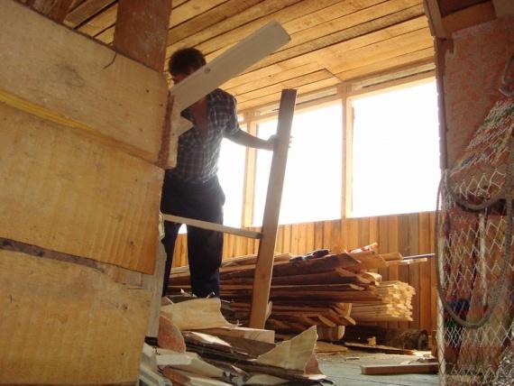 Идеи: Реставрация деревянных домов на дачах