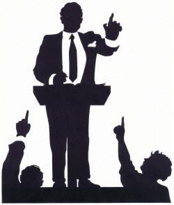 Идеи: Пятьдесят правил для оратора
